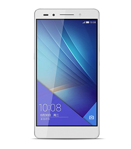 Honor 7 Smartphone (13,2 cm (5,2 Zoll) IPS-Display, 16GB interner Speicher, 4G LTE, Dual S