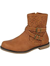 8ca5e7b47db65 Amazon.co.uk: Chelsea Boots - Boots / Girls' Shoes: Shoes & Bags