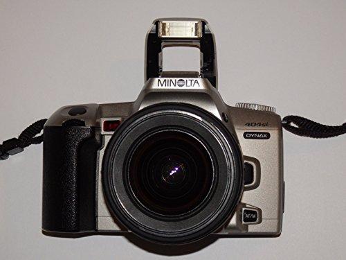 Galleria fotografica Macchina fotografica–Belle–Fotocamera reflex Minolta Dynax 404si–Include obiettivo Tamron AF Aspherical 28–80mm 1: 3.5–5.6Ø 58# # Ingegneria Funziona–Ok–by lll # # #