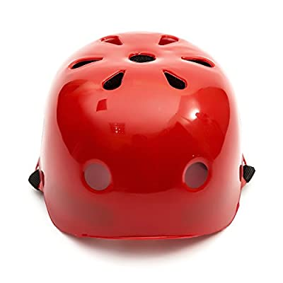Universal Girls Child Red Protective Helmet 2-5 Years Scooter Skateboard Roller Blades Bike Cycle Bicycle Toy from PetrolScooter