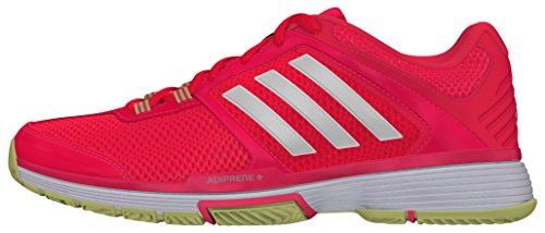 Adidas Barricade Club Women's Scarpe Da Terra Battuta - AW16 Orange
