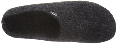 Giesswein Vogt, Chaussons Mules Homme Gris (019)
