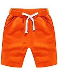 22b19b4ab4 Amazon.co.uk: Orange - Shorts / Boys: Clothing