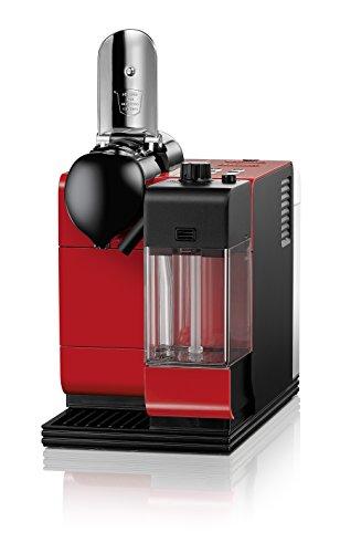 Nespresso Lattissima+ EN 521.R Macchina per Caffè Espresso, Colore Rosso - 6