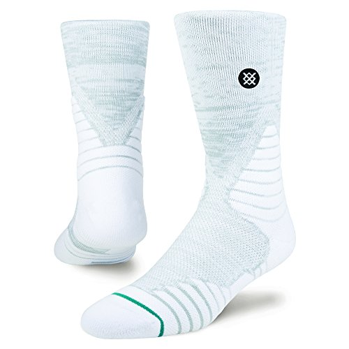 Gameday Heather Socken white Größe: L Farbe: white (Socken White Jordan)