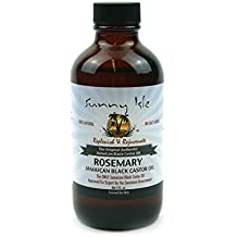 Aceite de ricino negro de Jamaica Sunny Isle. 118 ml