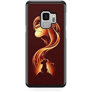 samsung galaxy s9 plus coque roi lion