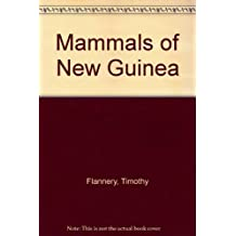 Mammals of New Guinea