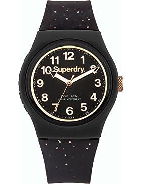 Superdry SYL167B Damen Armbanduhr