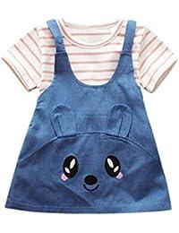 Amazon.it  UOMOGO® Vestiti Bambini  Abbigliamento 43b93b7c3ee