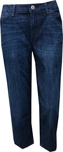 Pantalon capri Jeans pour femmes de Eddie Bauer Foncé Horizon