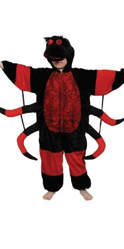 Imagen de wicked  disfraz de halloween araña infantil, talla l alternativa