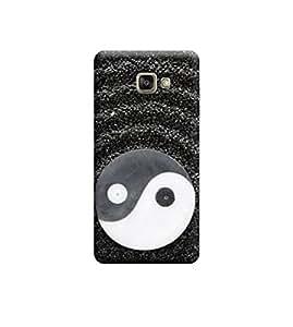 Ebby Premium Printed 3D Designer Back Case Cover For Samsung A7 2016 A710 (Premium Designer Cae)