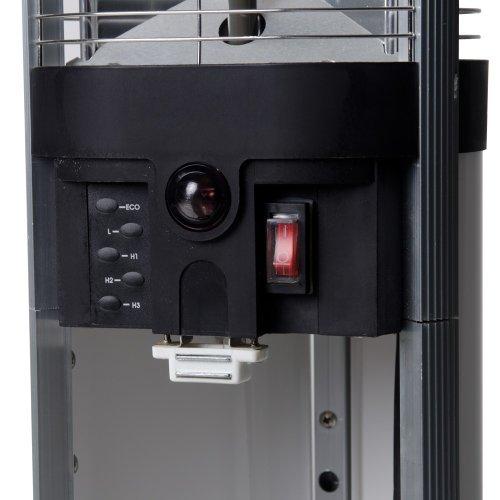 Elektronischer Infrarot Heizstrahler Sirocco - 2