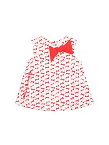 Agatha Ruiz de la Prada Mollycoddle Mädchen (0-24 Monate) Asymmetrischer Kleid rot rot 92 cm
