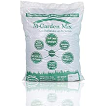 M Plant Food Organic Potting Garden Soil Mix, 14.5Kg