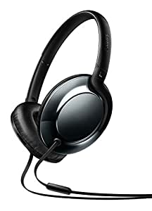 Philips SHL4805DC/00 Headphones (Black)