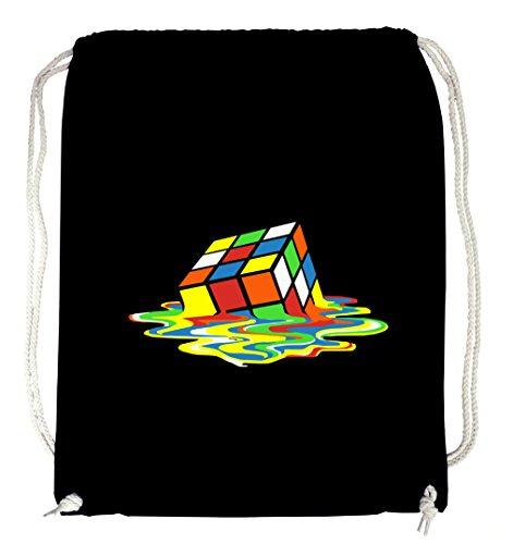 Sheldon Rubik Gymsack Black Certified Freak