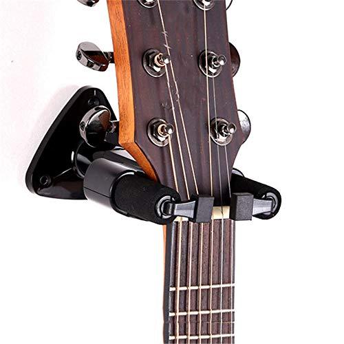 Zebra Gitarren-Wandhalterung, Haken für Bass-Ukulele, Gitarre, Saiteninstrumente, Gitarrenzubehör