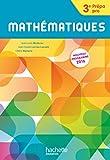 Mathématiques 3e Prépa-Pro - Livre élève - Nouveau programme 2016
