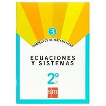 Cuaderno 3 de matemáticas. 2 ESO. Ecuaciones y sistemas - 9788467515633