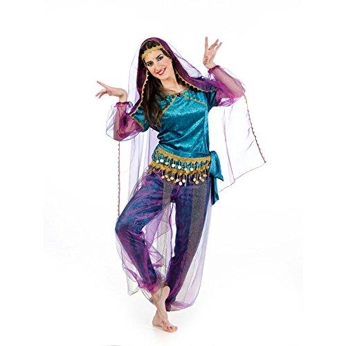 Imagen de limit para disfraz de mujer hindú kajol xl ma832 nuevo