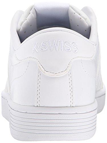 Sneaker Hoke White Basse Donna Swiss Bianco 101 White K Weiß EFwqOxwv