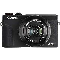 Canon Powershot G7 X Mark III Appareil Photo Numérique - Noir