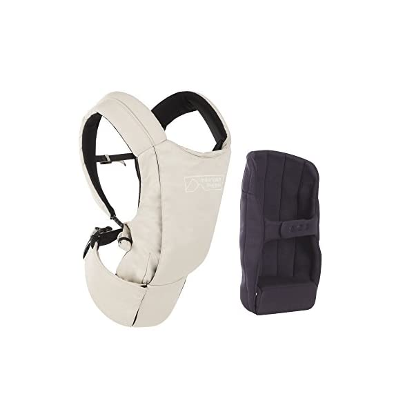 Mountain Buggy Juno Carrier - Sand Mountain Buggy Mountain Buggy Juno Carrier Multi functional carrier that transitions seamlessly from newborn to toddler Providing hands free: hands through connection; juno has been designed to deliver the very best ergonomics in all carrying modes: for both you and your child. 1