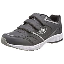 Lico Unisex Adults' Marlon V Fitness Shoes, Grey (Grau Grau), 4 UK