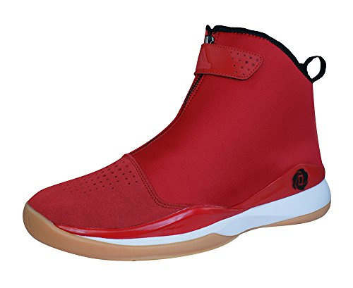 Adidas Basketball D Rose 773 Lux Sneakers rosso / nero / bianco