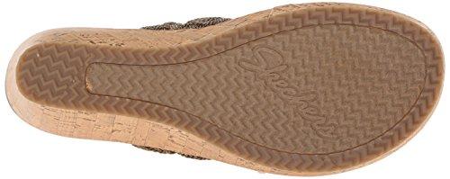 Skechers Beverlee-Dazzled, Chaussures Femme Bronze
