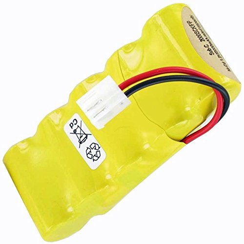 AccuCell battery suitable for SOMFY Rolladen-Antrieb FD D 870 E