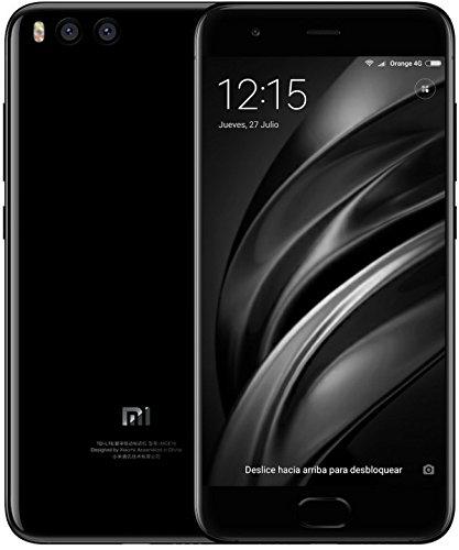 Xiaomi MI-6 64GB Dual-SIM ohne Vertrag schwarz