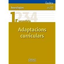 Tecnologíes 1º ESO Adaptacions Curriculars Motriz (Comunitat Valenciana) (Cuadernos Oxford) - 9788467367447