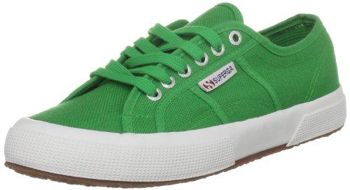 Superga 2750-COTU CLASSIC S000010, Herren, Sneaker Grün (Island Green C88)