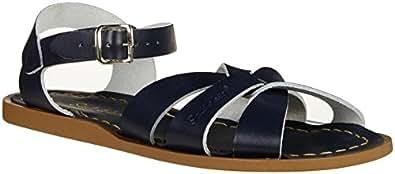 Salt Water Sandals Salt-Water - Il Sandalo Originale Ragazze, Blu (Navy), 25 M EU Bambino Piccolo