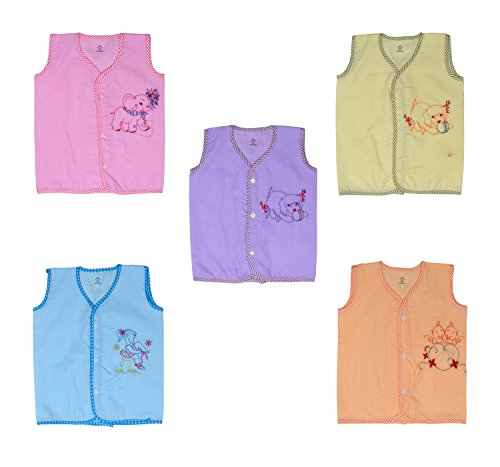 sathiyas unisex baby embroidery jablas - 100%cotton - pack of 5 - 415uLakL5rL - Sathiyas unisex baby embroidery jablas – 100%COTTON – PACK OF 5 home - 415uLakL5rL - Home