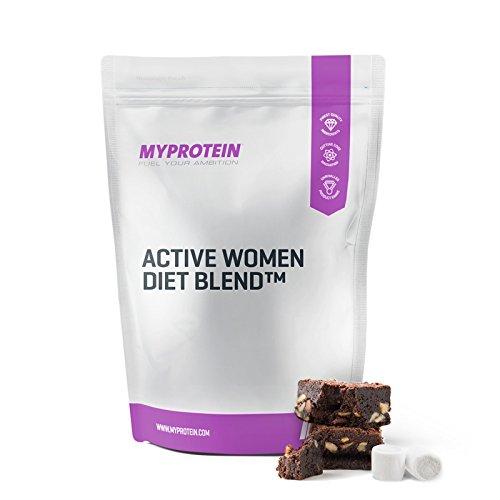 Isoliertes Protein Blend (Myprotein Active Woman Diet Blend - 500g (Strawberries and Cream))