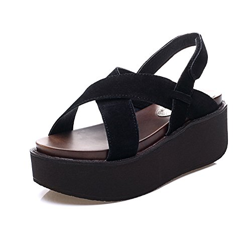 ZPPZZP Mme sandales épais un confortable respirante 38EU