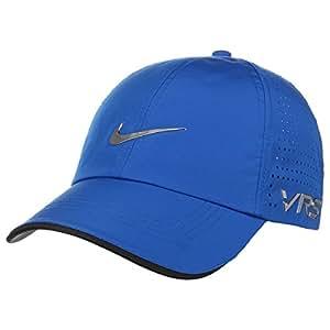 New Tour Perforated Golfcap Nike Baseballcap Sportcap (One Size - royalblau)