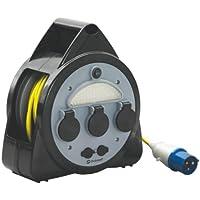 Outwell Kabeltrommel CEE Stecker / USB Anschluß / LED Leuchte