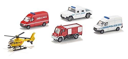Siku 6289 - Geschenkset (Rettungsset) (Autos Super Modelle)