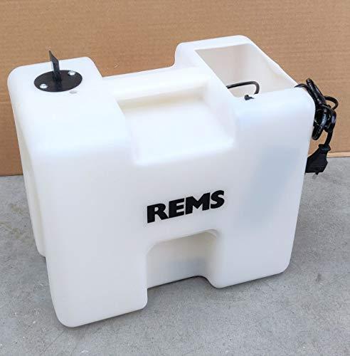 REMS Kondensatbehälter mit Pumpe Nr. 132121 Eimer Secco 80 Bautrockner Trockner