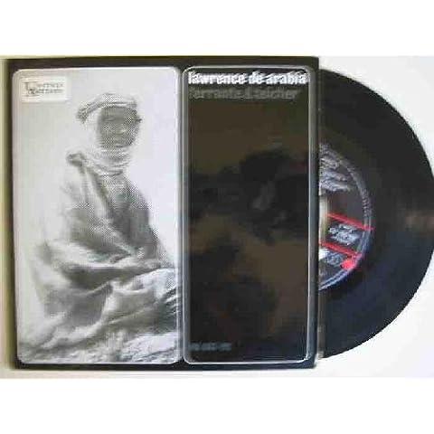 Disco Vinilo - Old vinyl .- FERRANTE Y TEICHER : Lawrence de Arabia; Vacaciones en Paris; Vals de los patinadores; Paseo en