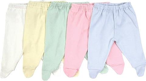 Under the Nile Organic Basics Footed Pant (3-6