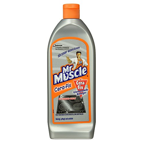 Mr Muscle Cera-fix Glaskeramik-Reiniger, 200 ml