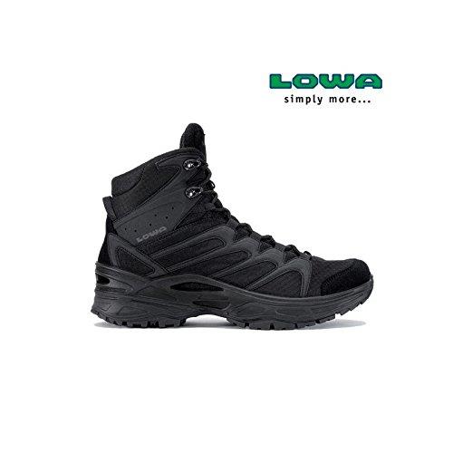 Chaussure innox mid TF - LOWA Noir