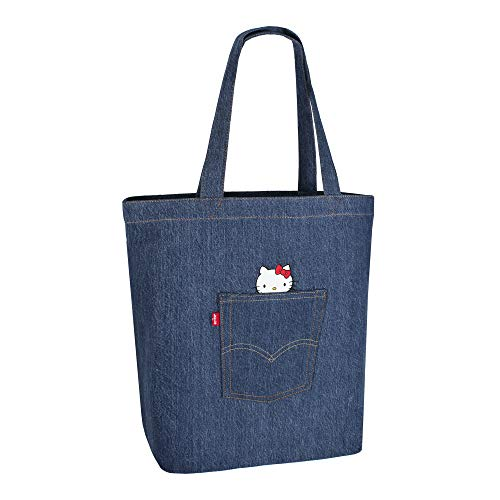 Levis Bag 230865 Hello Kity Jeans Blue Farbe: Blue
