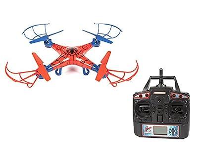 World Tech Toys 33737 Marvel Spider-Man Sky Hero Rc Drone